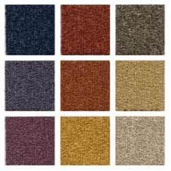 carpet tile squares - color samples